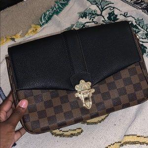Damier Ebene Crossbody Bag